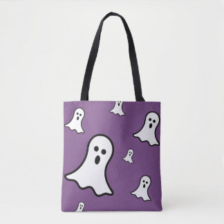 Little Ghosts Halloween Tote