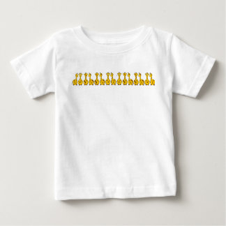 Little Giraffes Baby T-Shirt