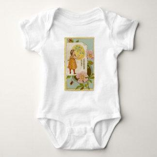 Little Girl Baby Bodysuit