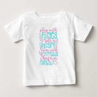 Little Girl Fairy Tale Shirt