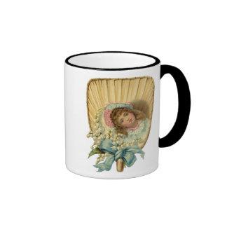 Little Girl Fan 2 Mugs