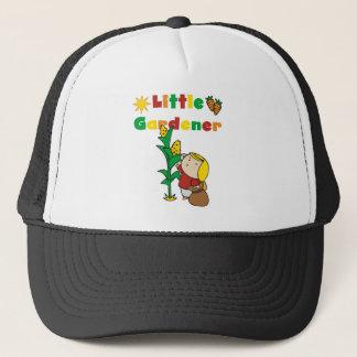 Little Girl Gardener Trucker Hat