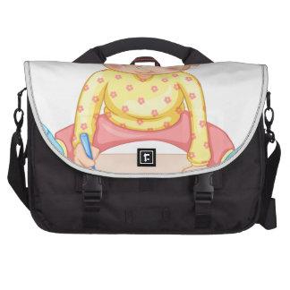 Little girl bags for laptop