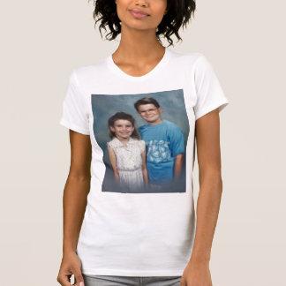 Little Girl Mullet Tee Shirts