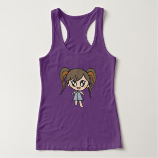 Little Girl Singlet