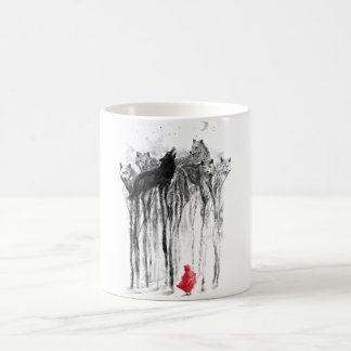 Little Girl Want To Entre The Woods! Coffee Mug
