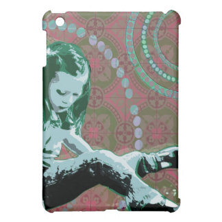 Little Girl Wonderland - Pop Art iPad Case