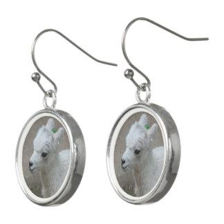 little Goat Earrings