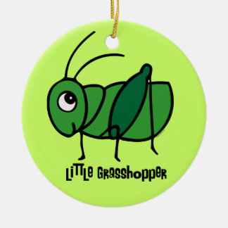 Little Grasshopper Ornament