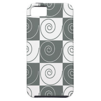 Little Gray Mousey Tails iPhone 5 Cover