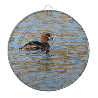 Little Grebe Dartboard