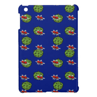 little green men and little green planets iPad mini cases