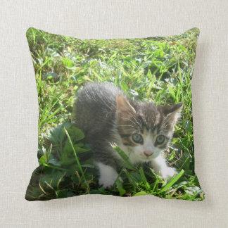 Little Grey Boy Cushion