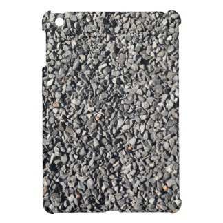 Little Grey Stones Texture  Case Case For The iPad Mini