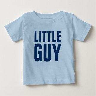 LITTLE, GUY - Customized Baby T-Shirt