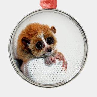 Little Guy Metal Ornament