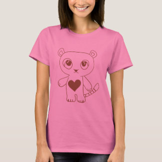 Little guy with a big heart. T-Shirt