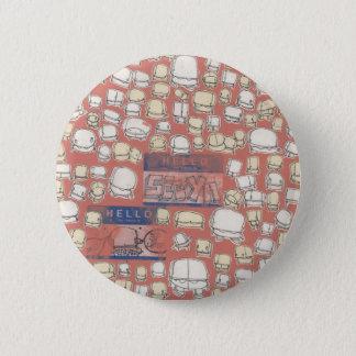 Little Guys Everywhere 6 Cm Round Badge