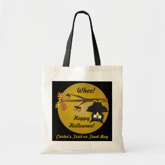 Little Halloween Bat Trick or Treat Bag