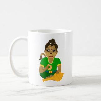 Little Hanuman Coffee Mug