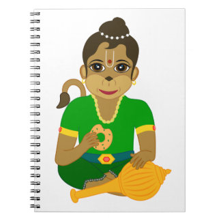 Little Hanuman Notebooks
