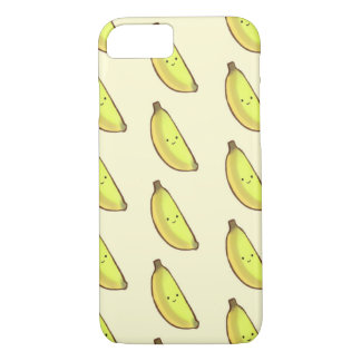 LITTLE HAPPY BANANAS iPhone 7, Barely There iPhone 7 Case