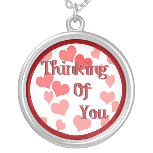 Little Hearts - Thinking of You Necklaces