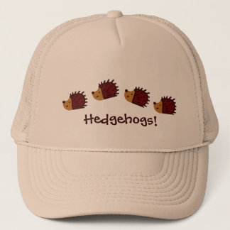 Little Hedgehogs! Trucker Hat