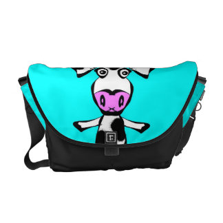 Little Heifer Courier Bags
