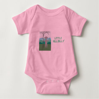 Little Hillbilly Baby Bodysuit