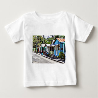 Little houses in Ste-Lucia Baby T-Shirt
