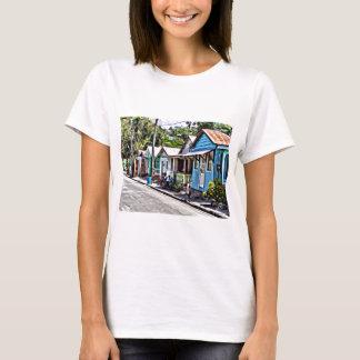 Little houses in Ste-Lucia T-Shirt