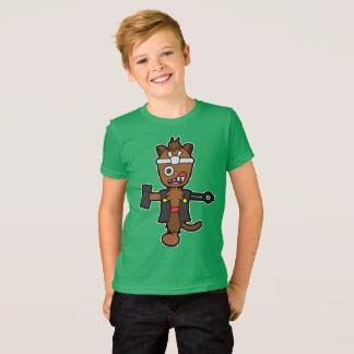 Little Ippon-datara Yokai: Blacksmith Monster T-Shirt