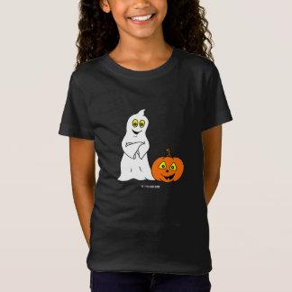 Little Jack & Boo Girl's HALLOWEEN T-Shirt