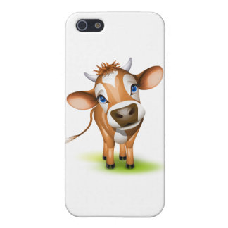 Little jersey cow cases for iPhone 5