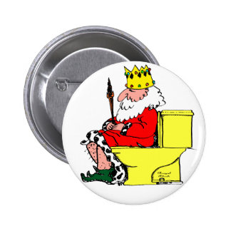 Little King - Pinback Buttons