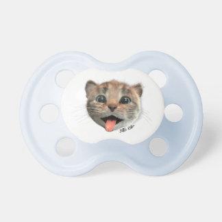 Little Kitten Licks - Pacifier