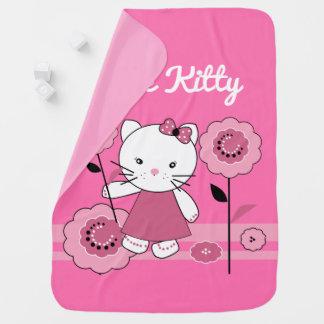 Little Kitty Buggy Blanket
