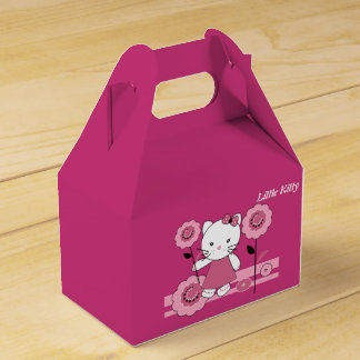 Little Kitty Favour Box