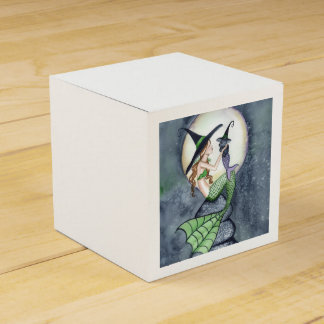 Little Kitty Mermaid Witch Favor Box by Grimshaw Favour Box