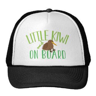 Little kiwi on board (Cute New Zealand maternity) Cap