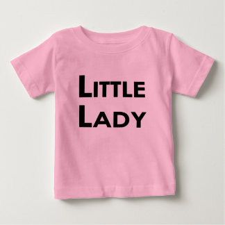Little Lady Baby T-Shirt