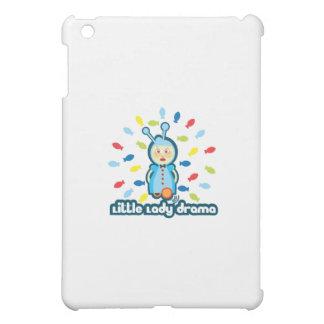 Little Lady Drama Summer Style Case For The iPad Mini