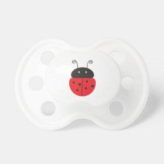 Little Ladybug Baby Pacifier