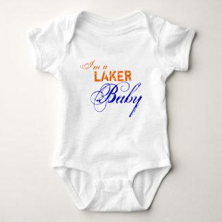 Little Laker Baby Bodysuit
