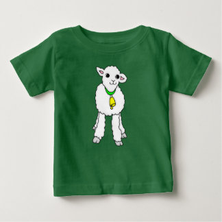 Little Lamb Baby T-Shirt