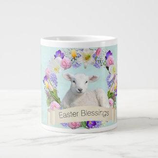 Little Lamb Easter Jumbo Mug