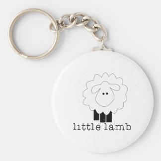 Little Lamb Key Ring