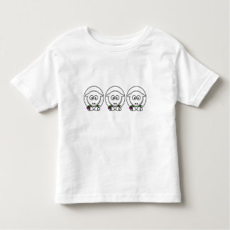 Little Lamb Toddler T-Shirt