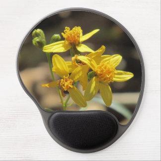 Little Lemon Head Wildflowers Gel Mouse Pad